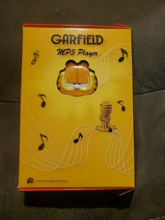 Garfield 256MB MP3 Player