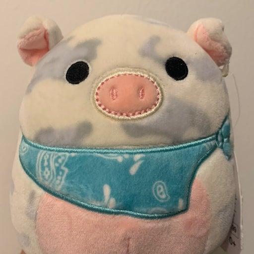 "Squishmallow Rosie the Pig 5"""