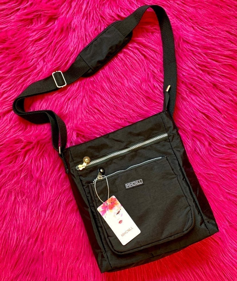NWT WOMEN'S RFID PROTECTION CROSSBODY