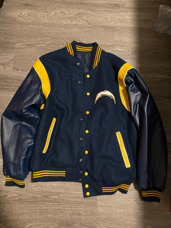 Vintage chargers reversible jacket sz XL
