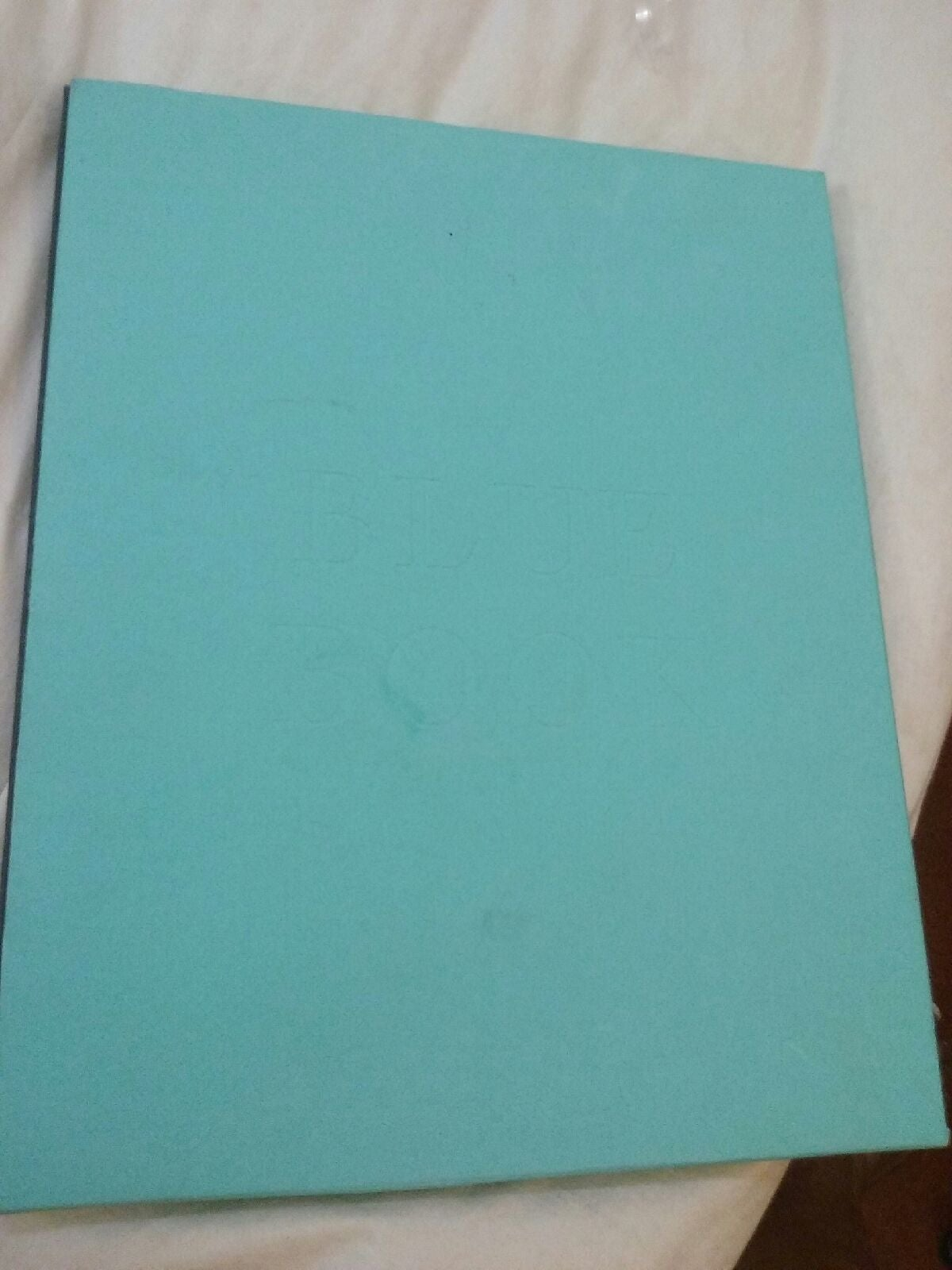 Tiffany The Art Of The Wild Blue Book 17
