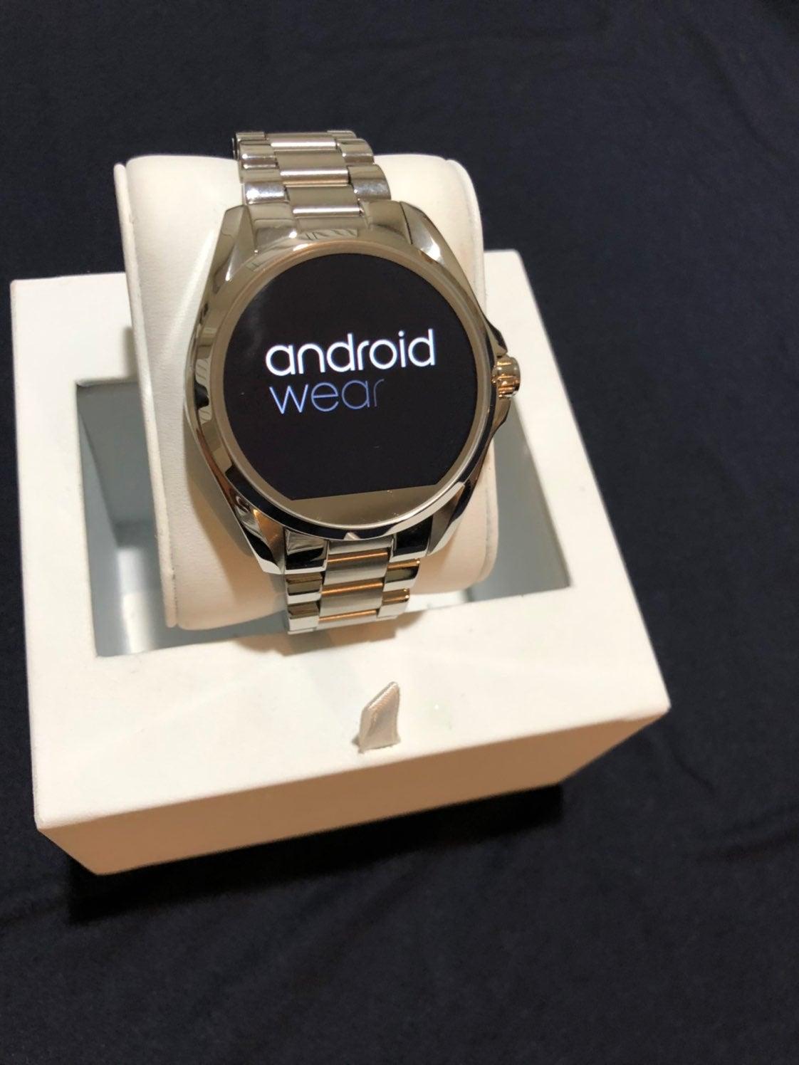 Michael Kors Bradshaw Smartwatch MKT5012