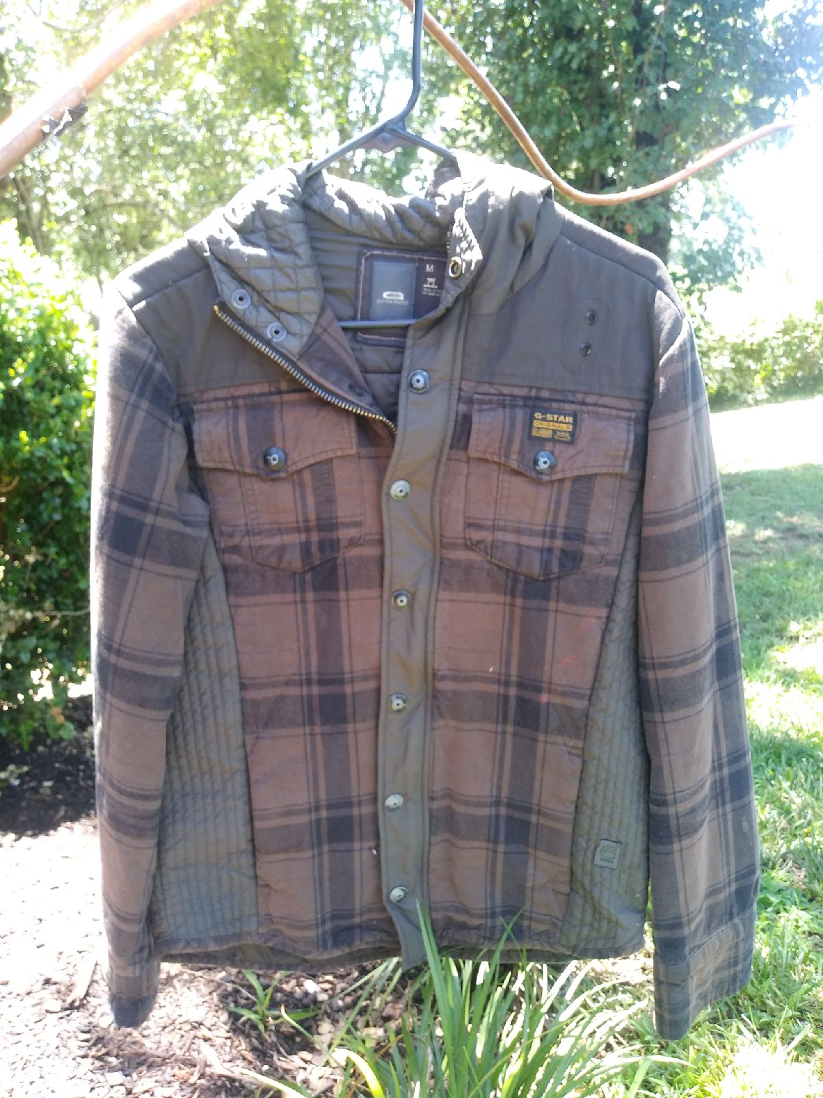 G-Star Raw denim jacket