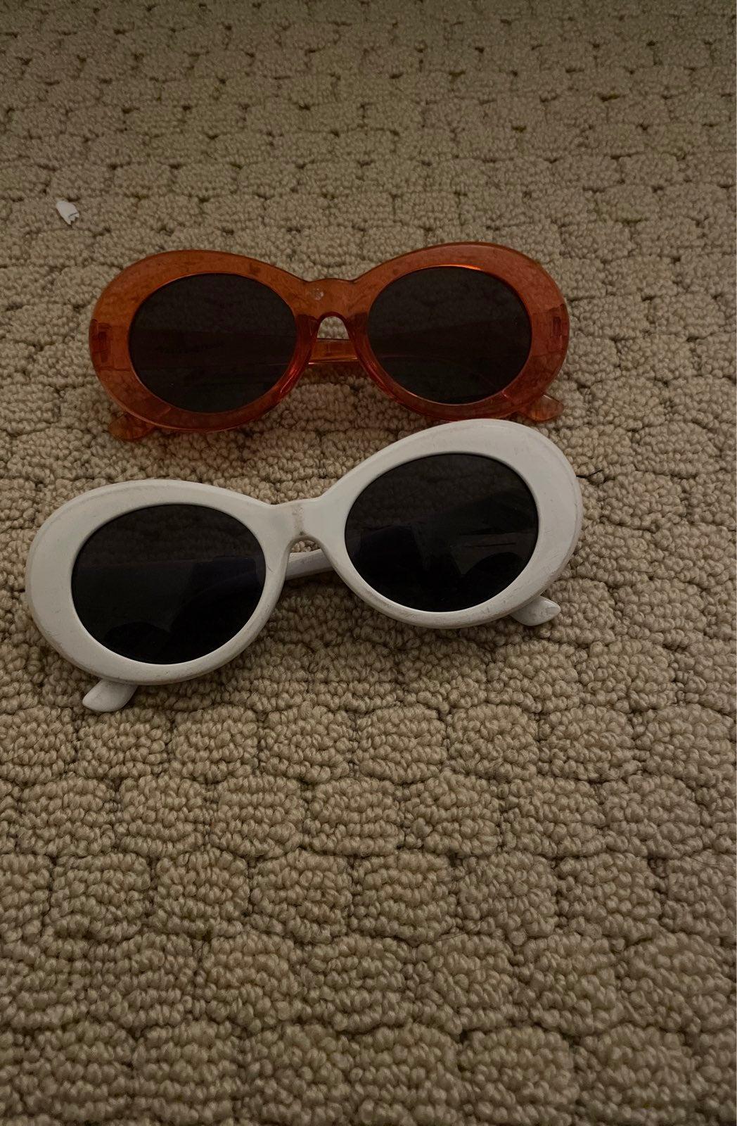 "Curt cobains 90s ""clout goggles"" sunglas"