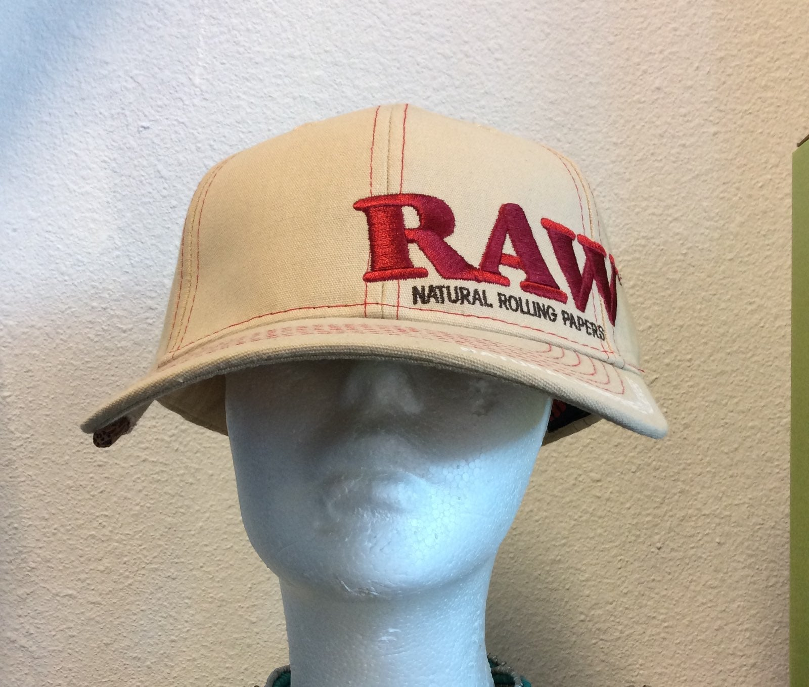 RAW Authentic Classic Hat