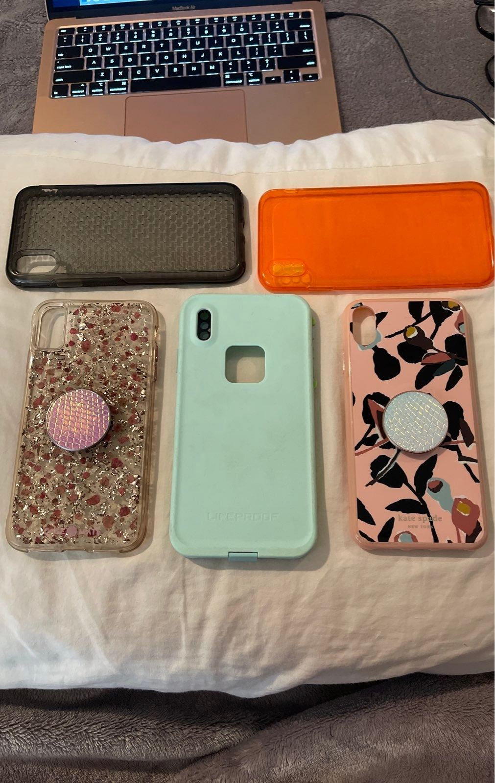 Bundle of 5 iPhone XS max case