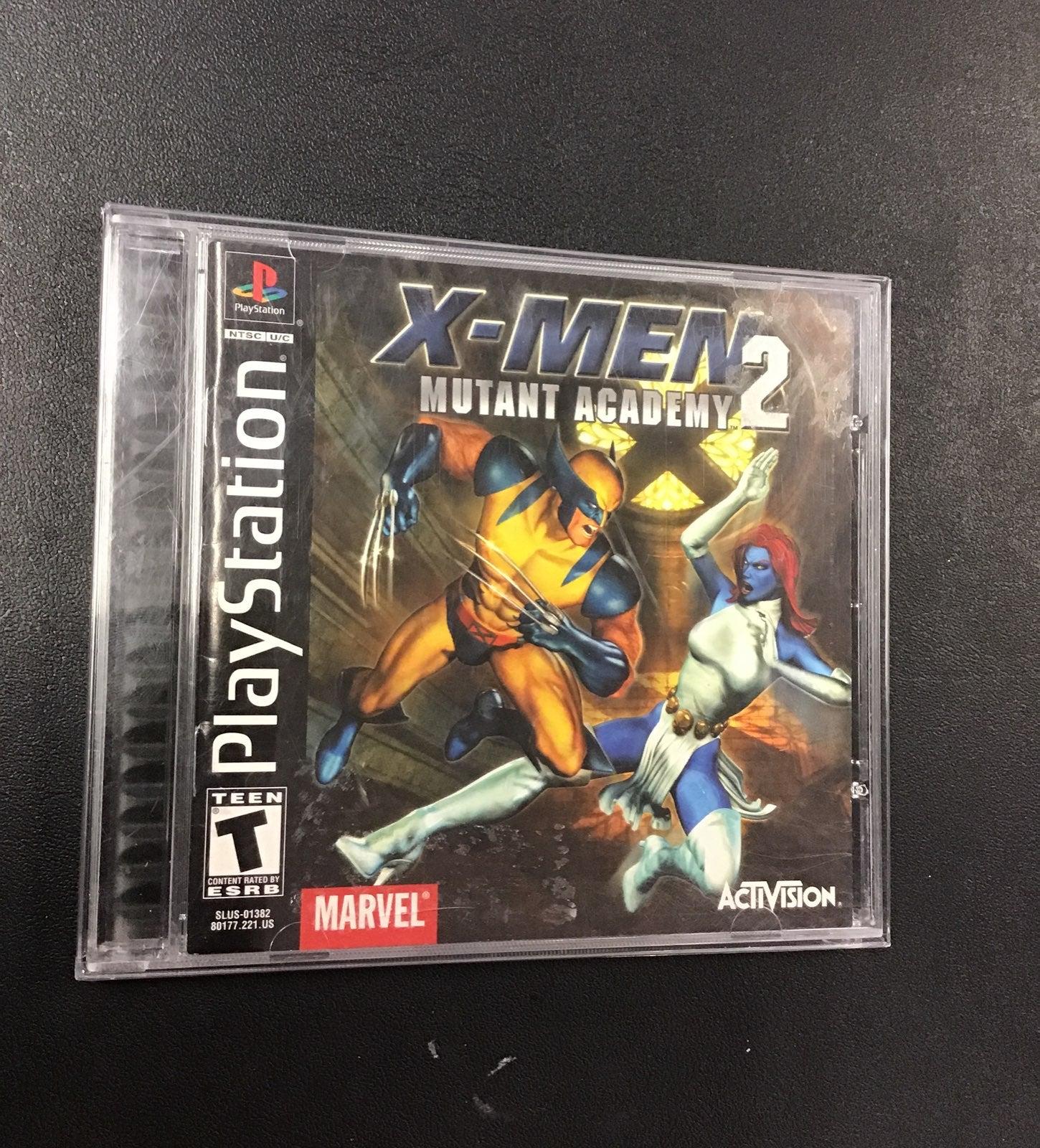 X-Men 2 PS1 CIB