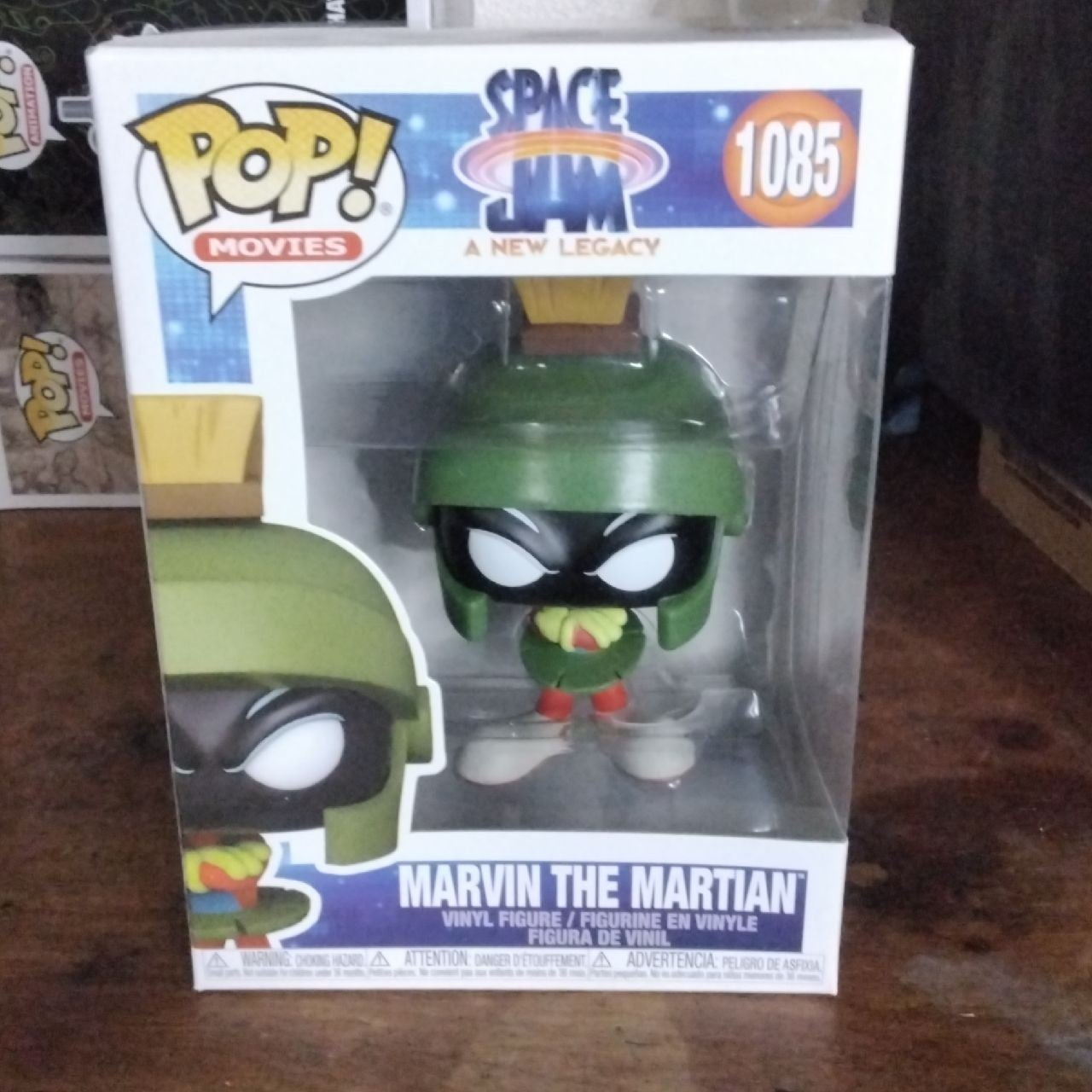 Marvin the martian funko Pop 1085 space