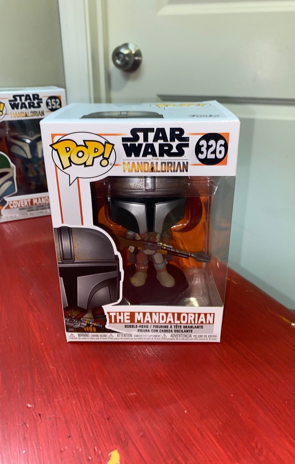 The Mandalorian #326 Funko Pop