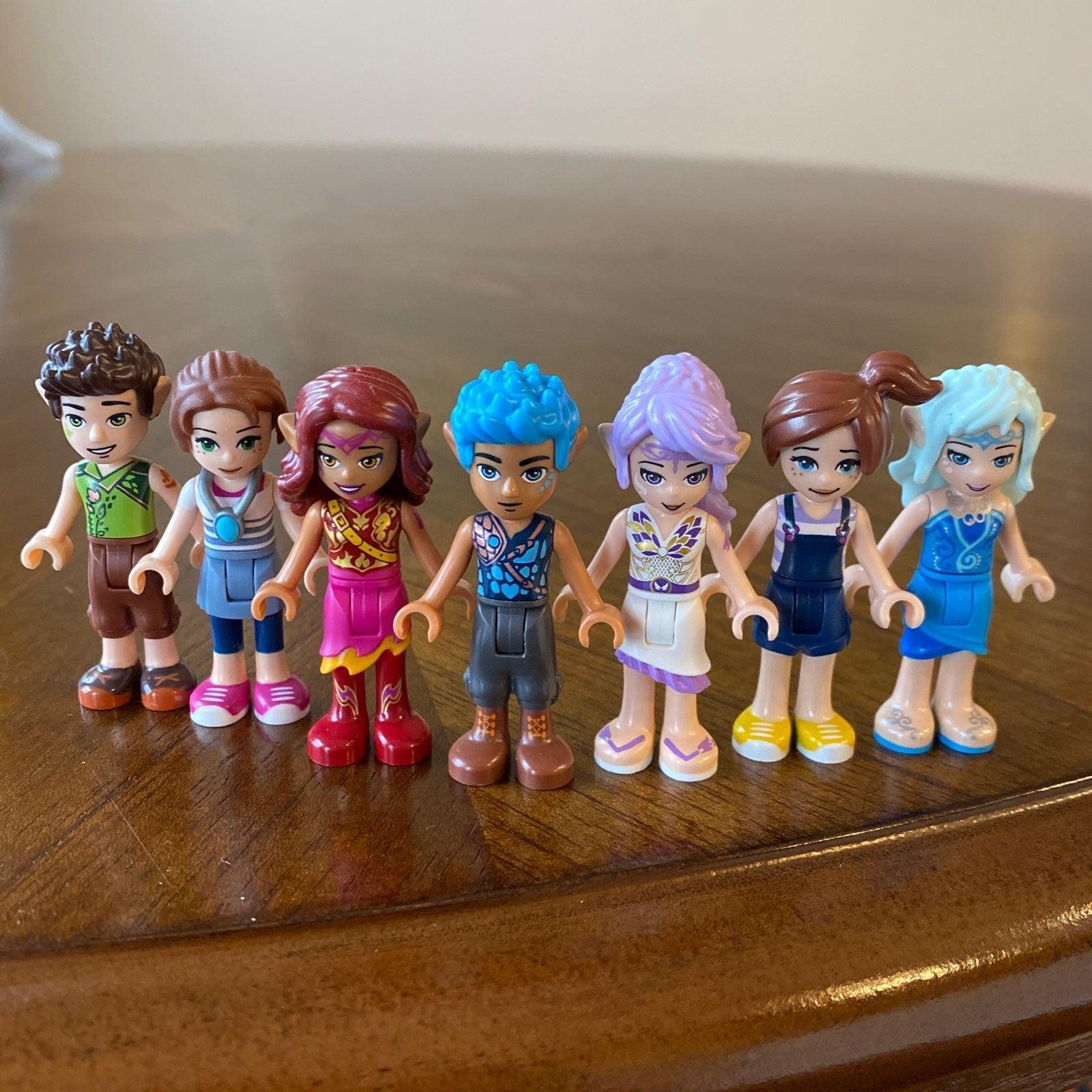 Lego elves minifigures lot - reserved