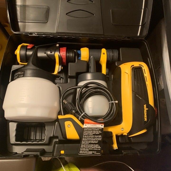 Wagner Spraytech FLEXiO 590 Handheld HVL