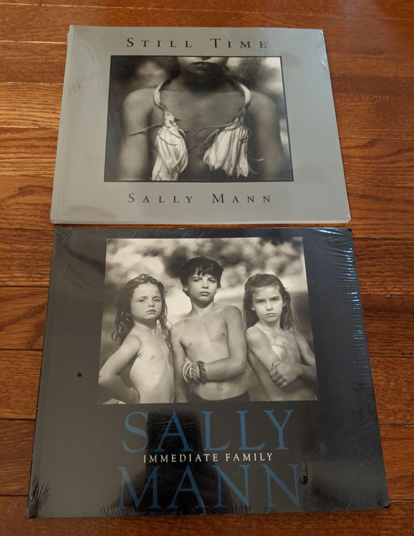 Sally Mann Photography Books