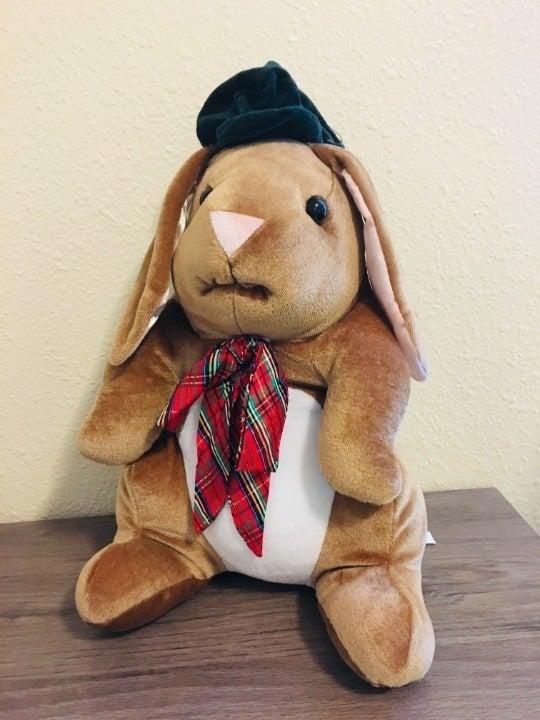 Velveteen Rabbit Toys R Us Plush 80s Toy
