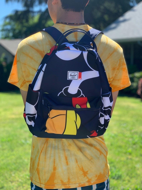 Disney herschel backpack