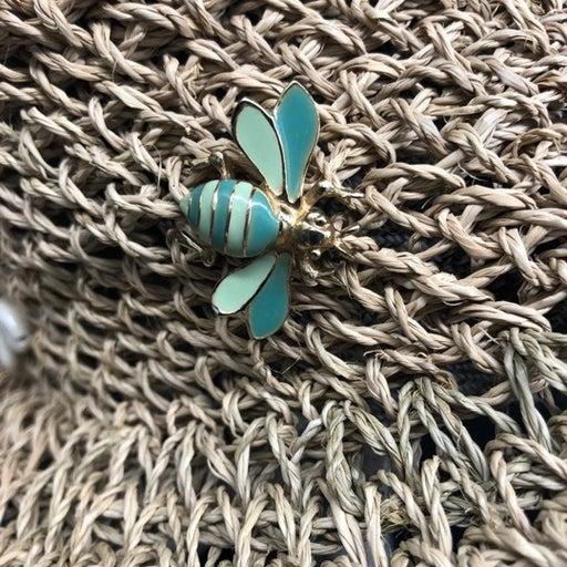 CRAFT BEE BROOCH PIN