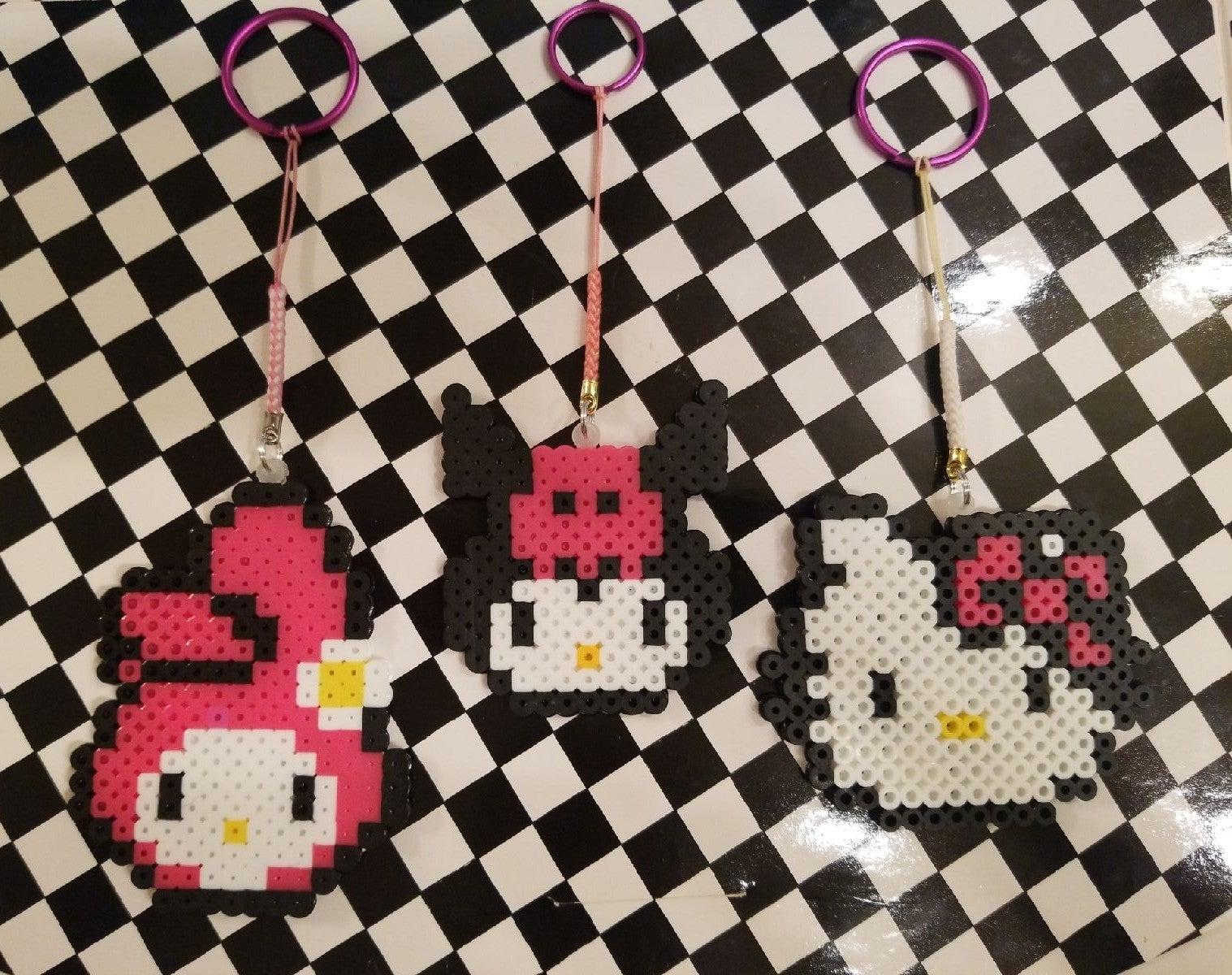 Hello Kitty and Friends Perler bead set