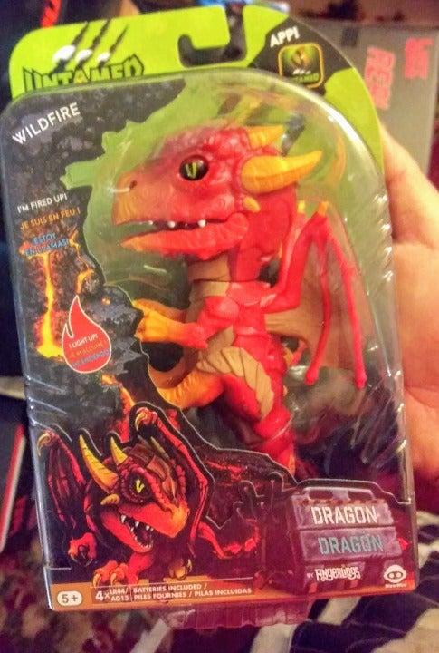 WowWee Untamed Dragon - Wildfire