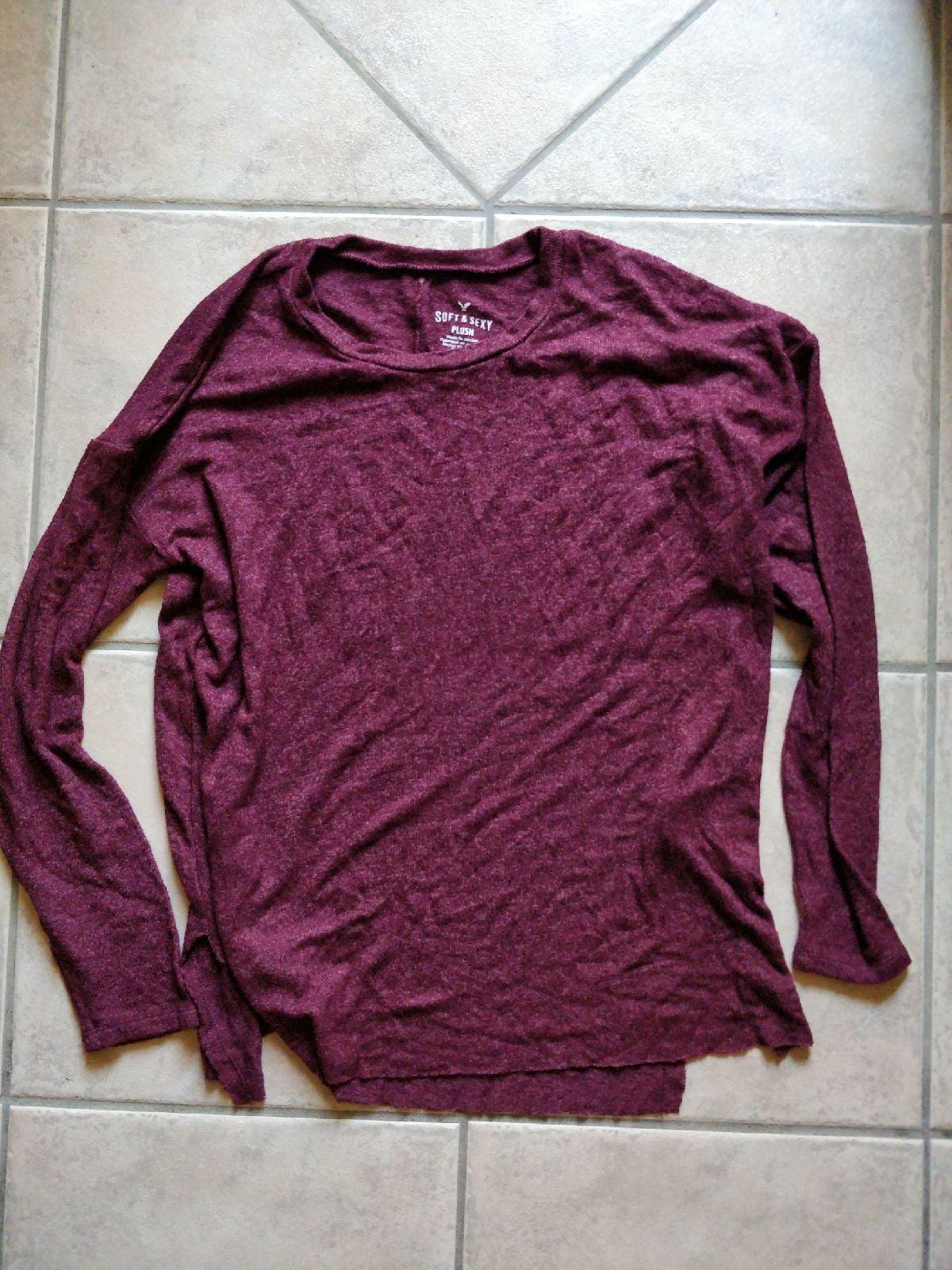 Long Sleeve sweater soft & sexy american