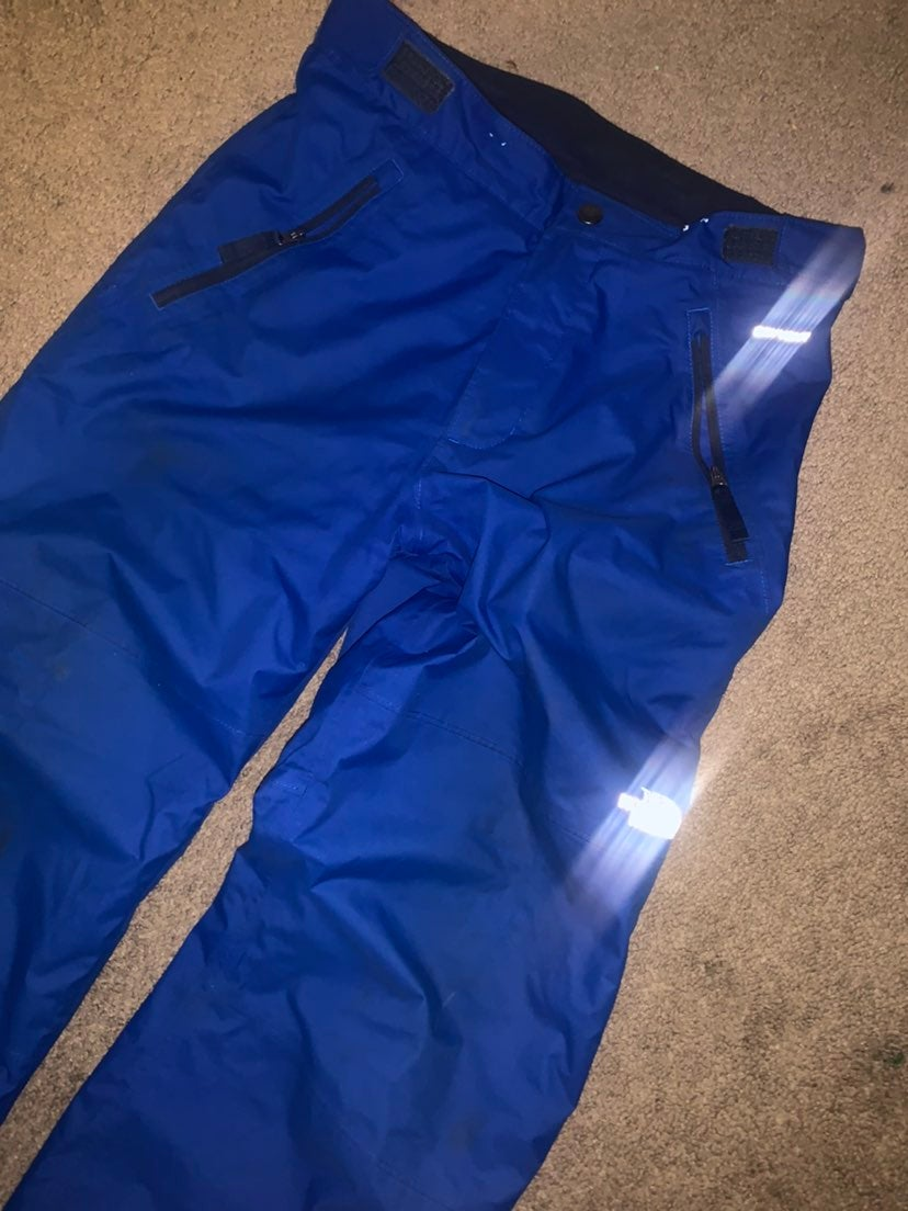 Northface Snow pants LG 14/16 boys