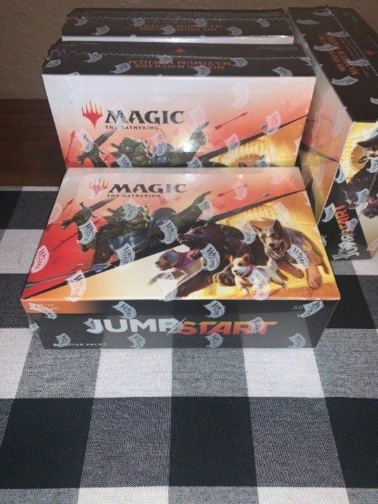 MTG Magic: The Gathering Jumpstart Box