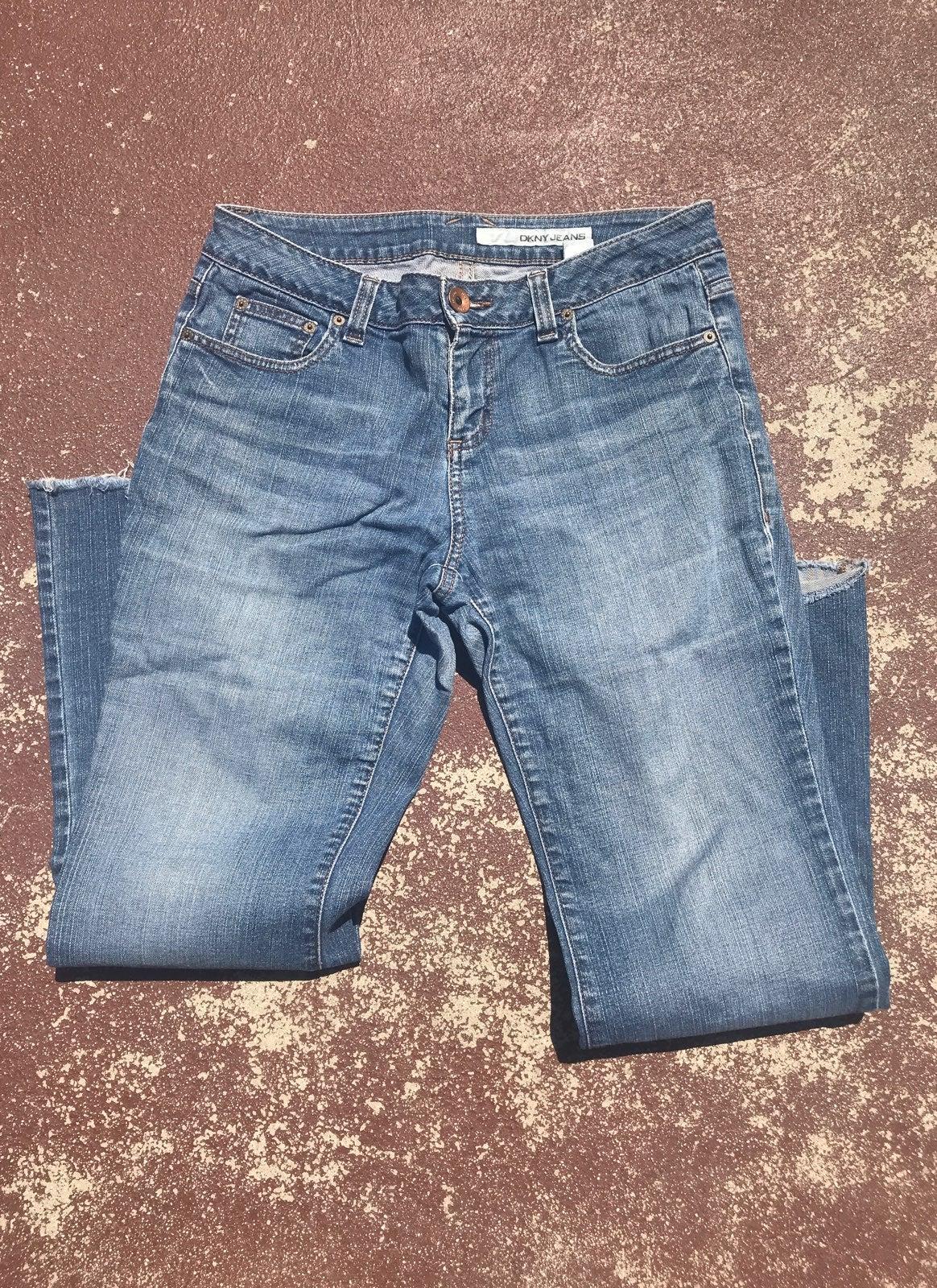 DKNY Women's Denim Jeans 10 R/ R
