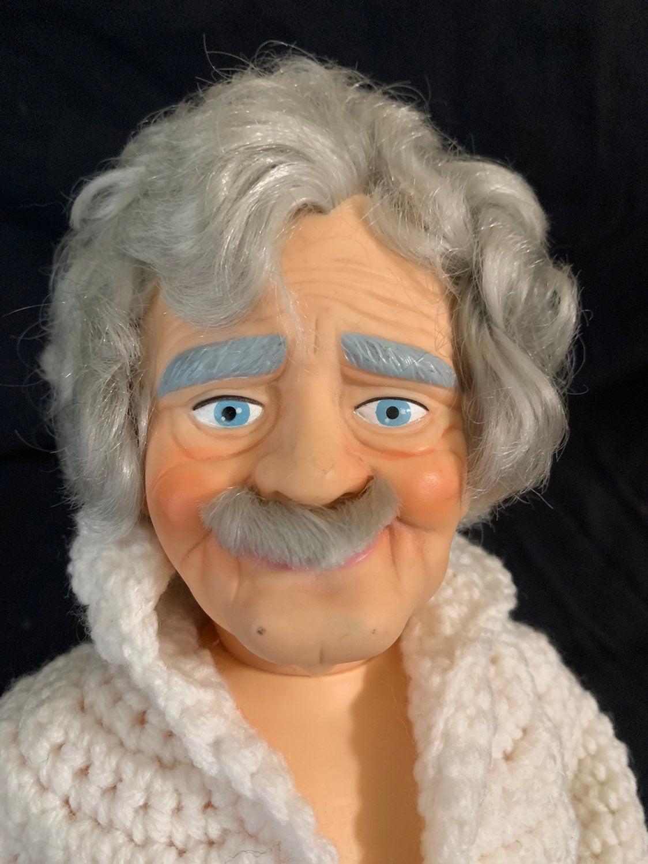 Billie Peppers Old Friends Doll Einstein