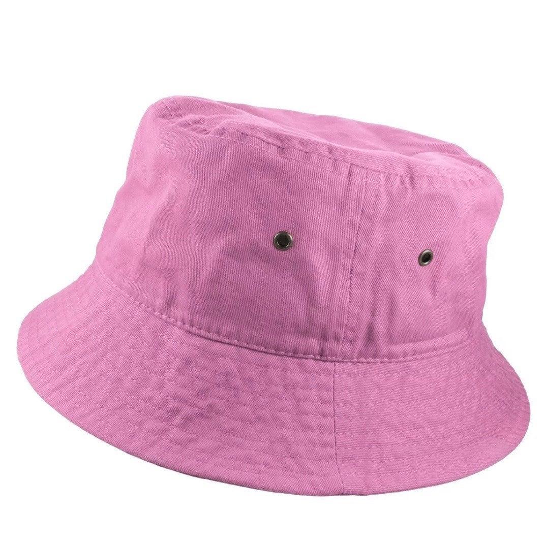 Light Pink Bucket Hat