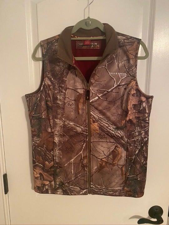 Womens Field &Stream Camo Hunting Vest