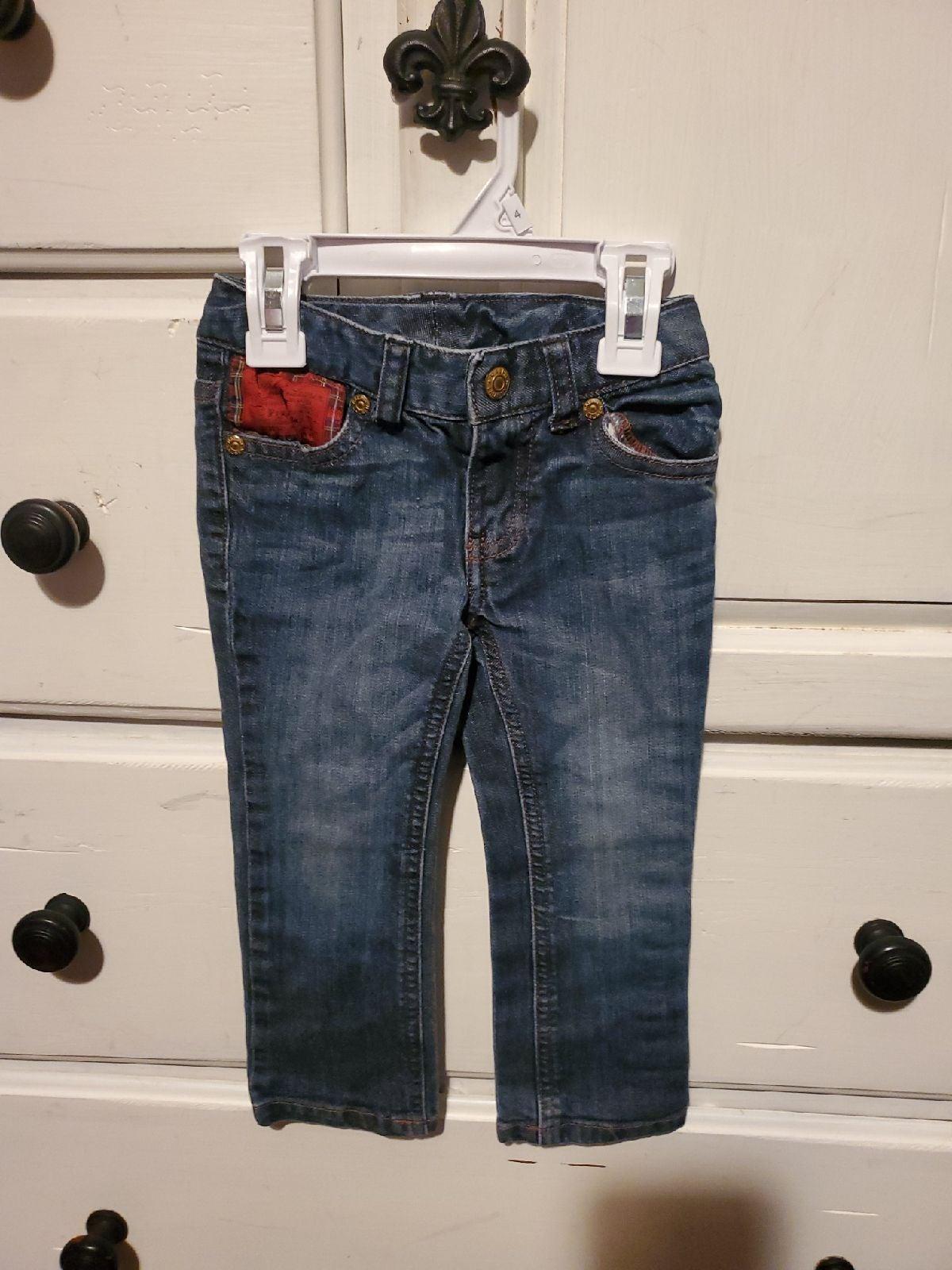 Ralph lauren jeans 2t
