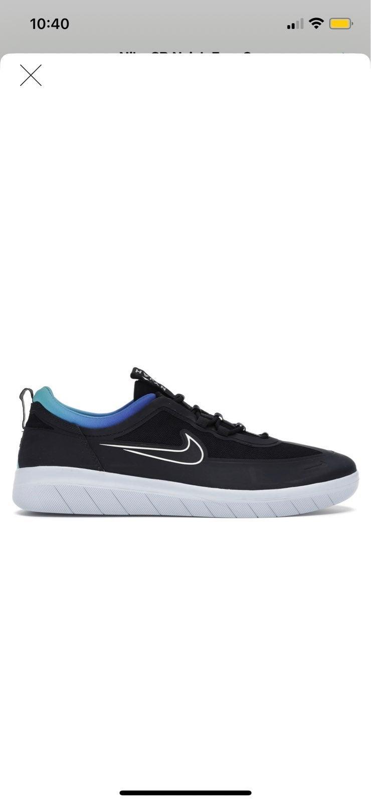 Nike SB Nyjah Free 2 T
