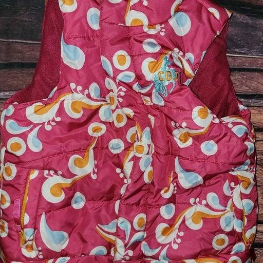 Cruel girl vest medium 8 pink