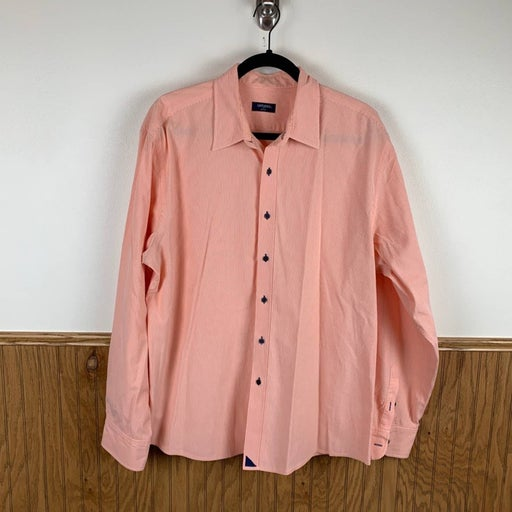 UNTUCKit Long Sleeved Button Down