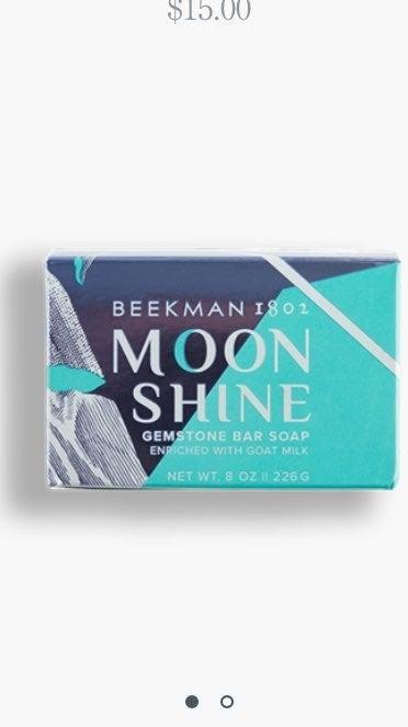 Beekman 1802 Moonshine Soap