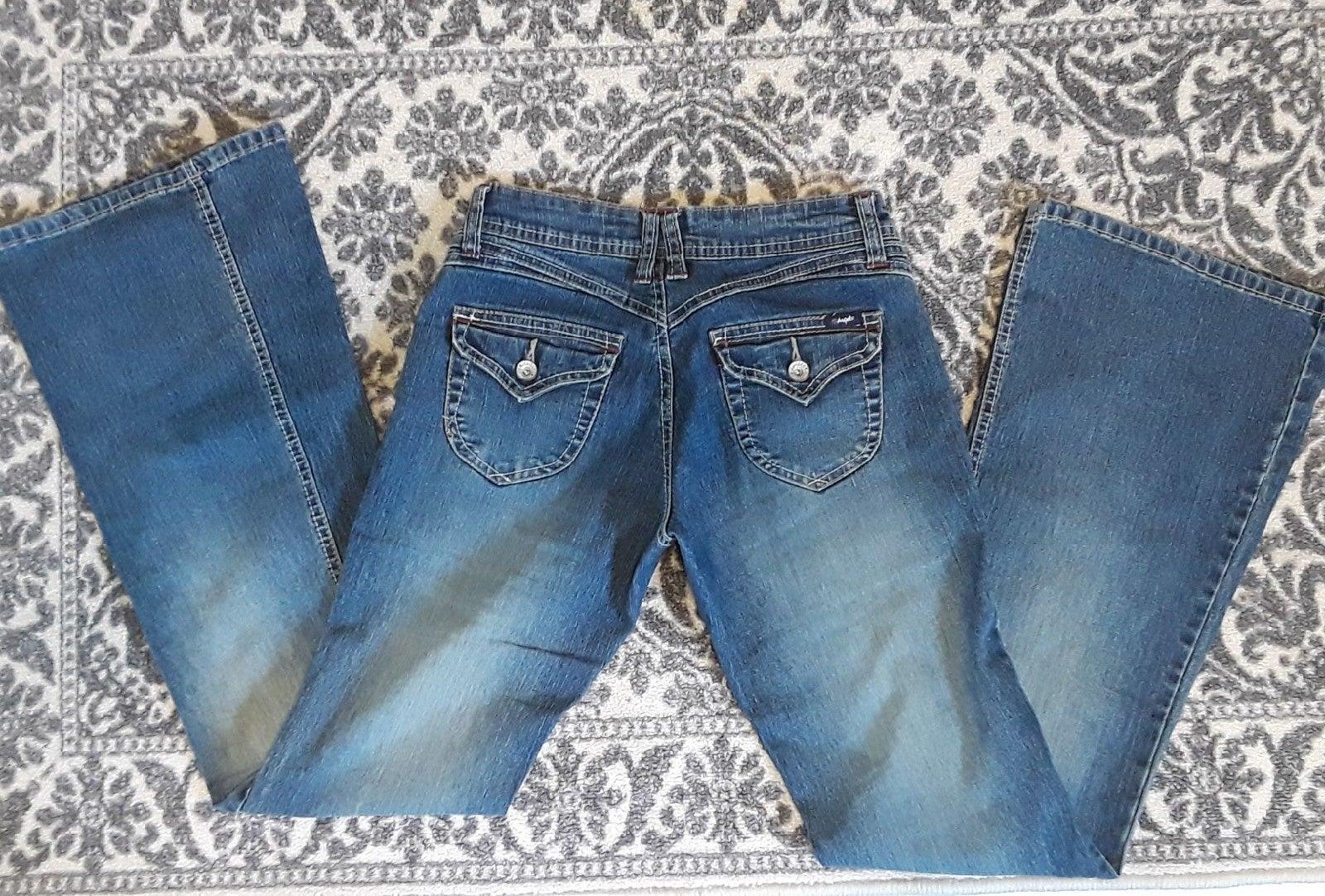 Angels jeans women Sz 1 as new
