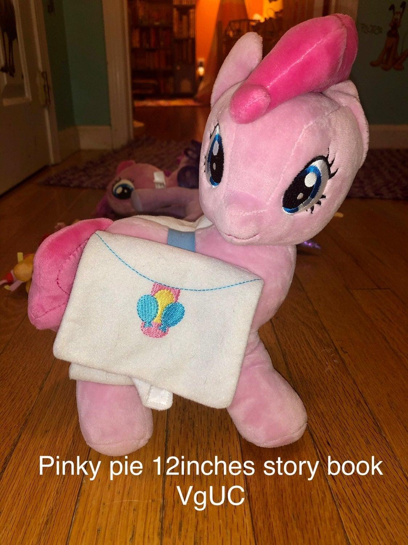 Pinky Pie My little pony Storybook plush