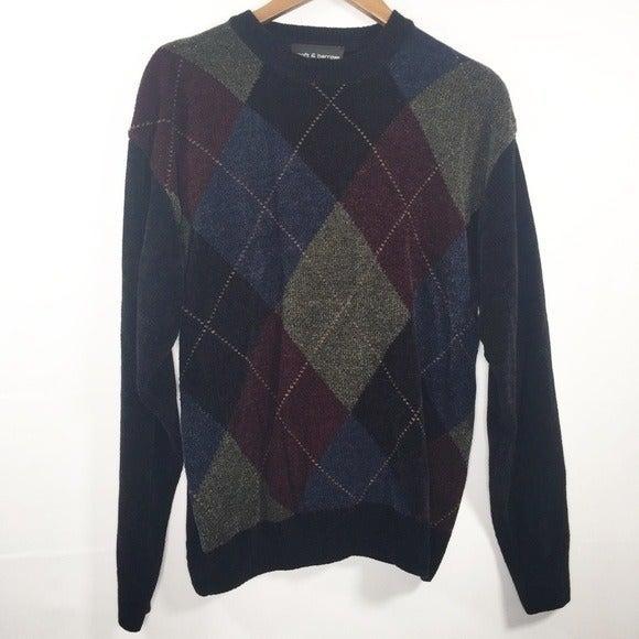 Croft & Barrow Size Medium Argle Sweater