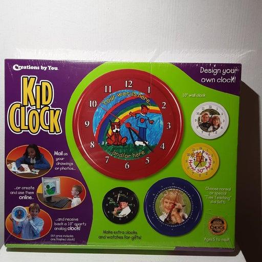 Kid Clock Craft - NEW