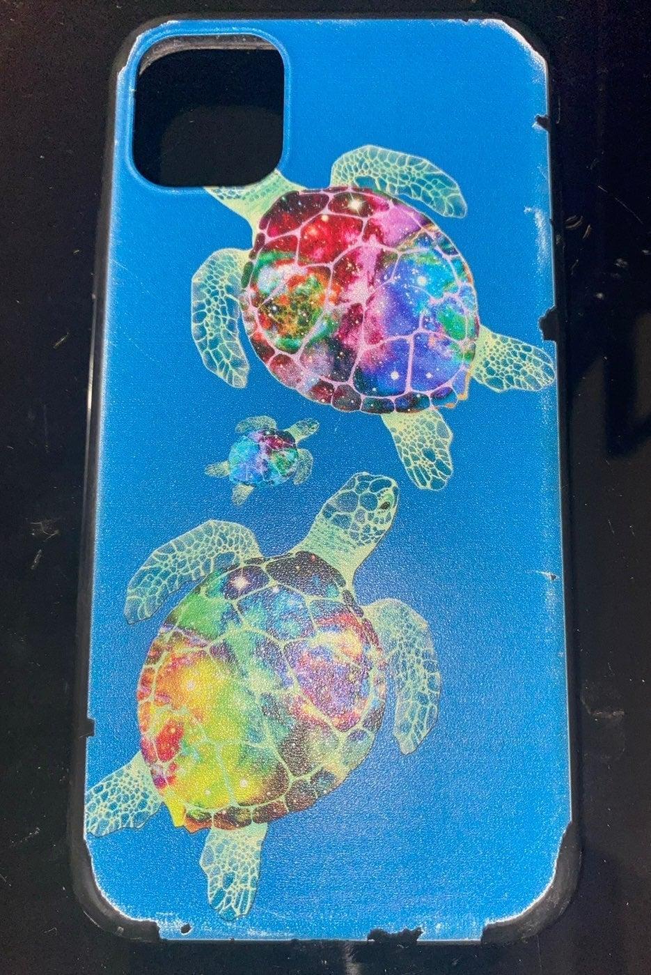 iPhone 11 Sea Turtle Phone Case