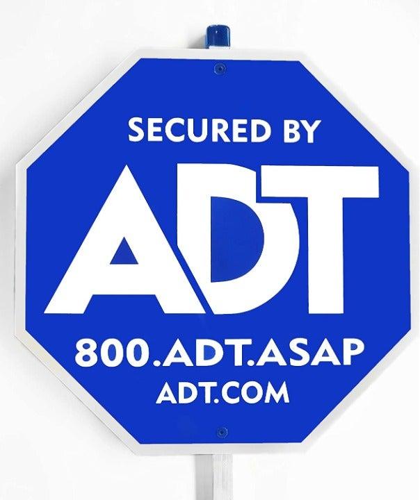 ADT Security Yard Sign // 45x Bulk Box