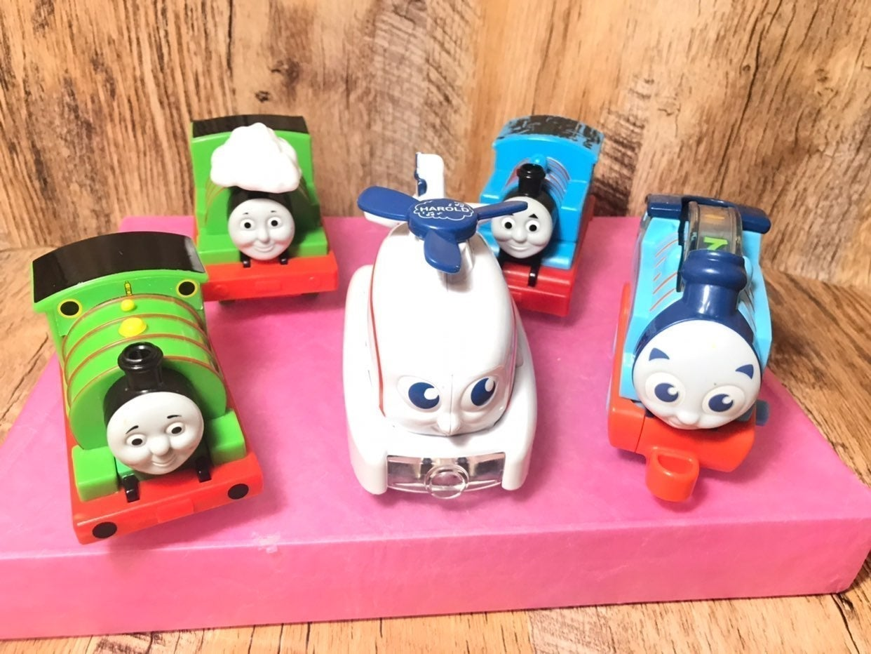 Thomas the Train and friends