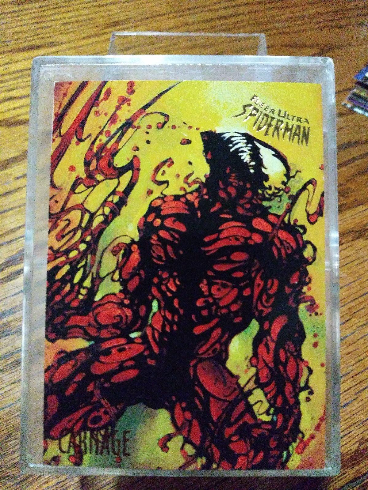 Comic card
