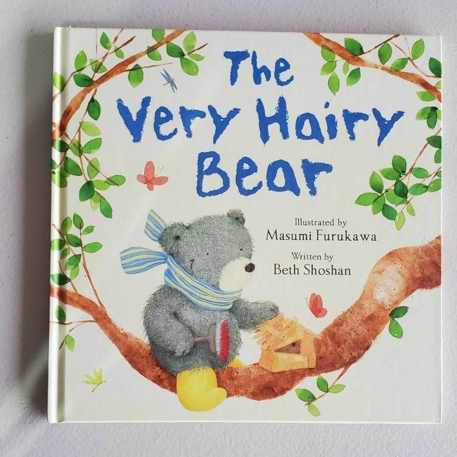 The Very Hairy Bear children's book