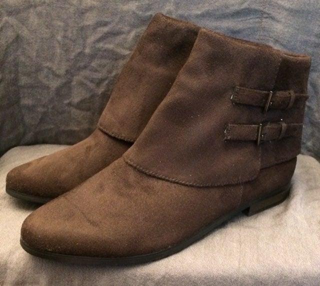 dress barn booties