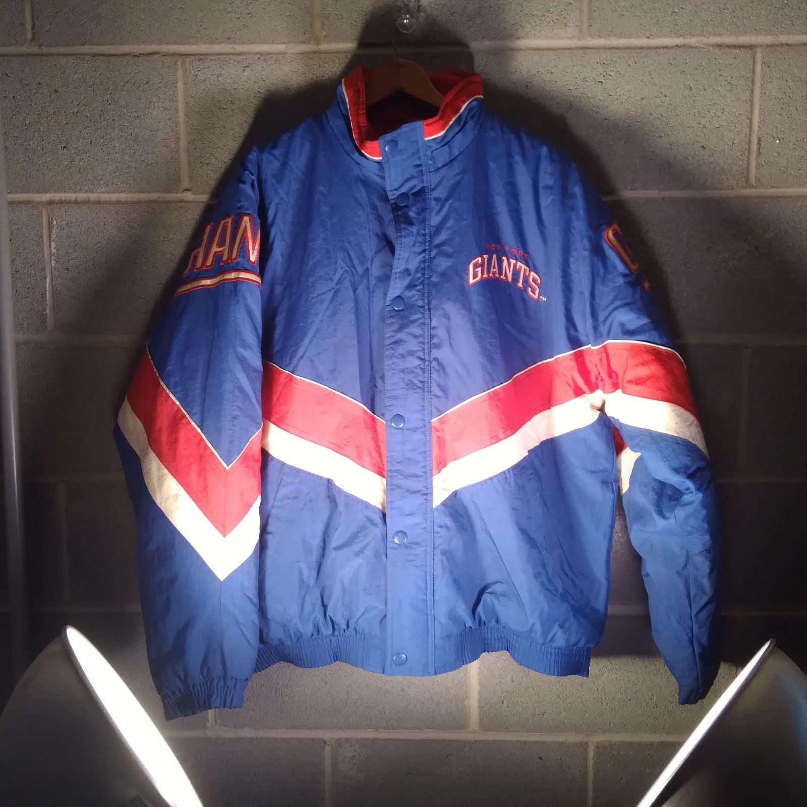 Vintage Giants Starter Jacket