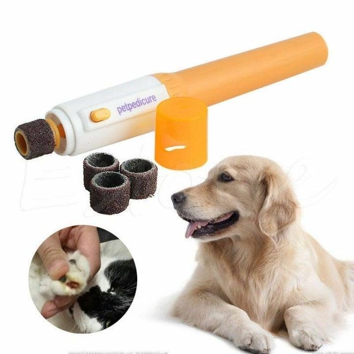 Cat/Dog pet nail grinder