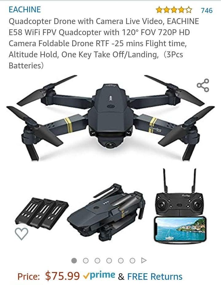 Eachine Quadcopter Drone