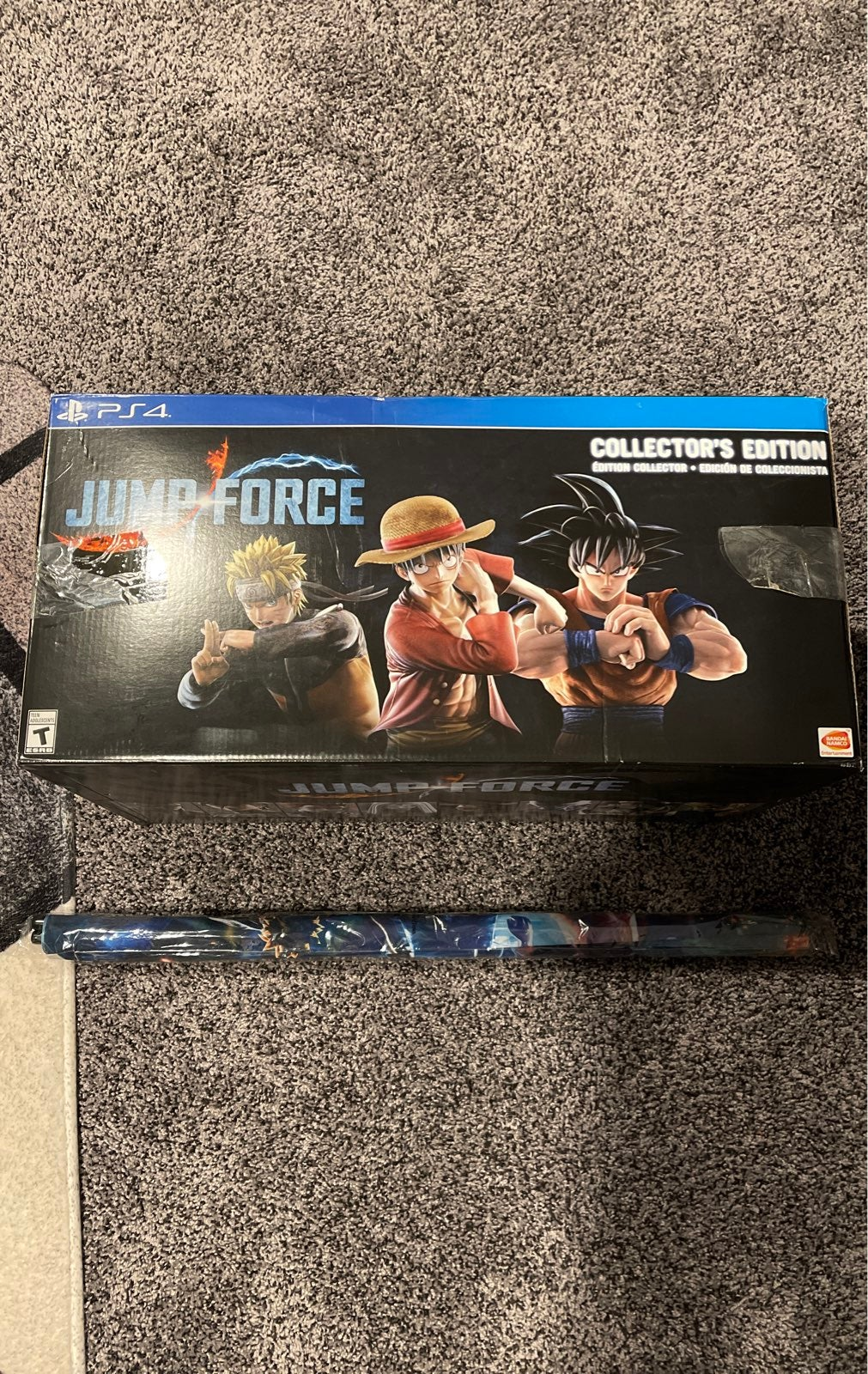Jump Force PS4 Collectors Edition NEW
