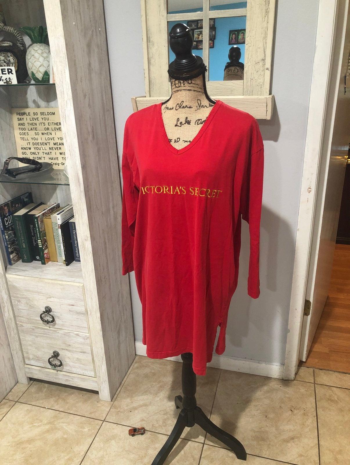 Victoria secret night gown size M