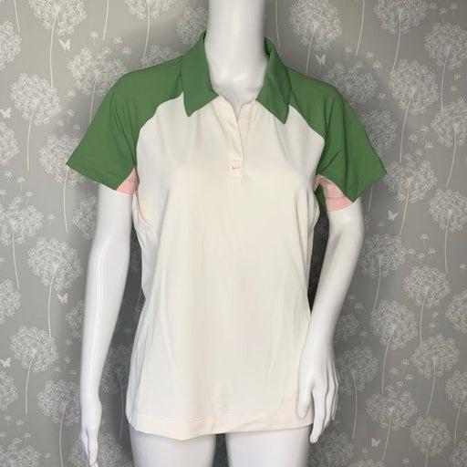 Nike Golf Women's Polo Shirt Size Medium