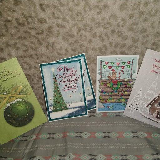 Christmas cards bundle / FREE SHIPPING